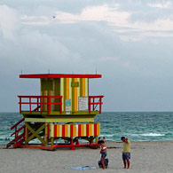 Miami with kids - the secret to success