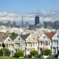 A walking tour of San Francisco