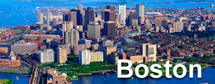 Cheap hotels in Boston.