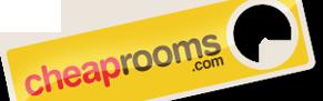 CheapRooms.com Logo.