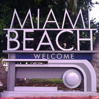 Miami Beach for lovers