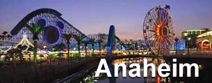 Cheap hotels in Anaheim.