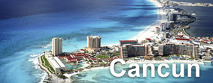 Cheap hotels in Cancun.