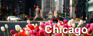 Cheap hotels in Chicago.