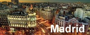 Sightseeing tips for Madrid.