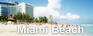 Cheap hotels in Miami Beach.
