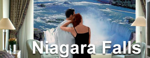 Cheap hotels in Niagara Falls.