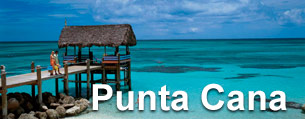Cheap hotels in Punta Cana.